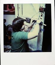 jamie livingston photo of the day April 05, 1986  ©hugh crawford