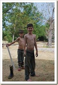 PJ muddy boys on Sat