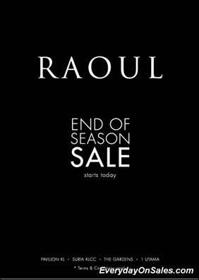 Raoul-End-of-Season-Sale-2011-EverydayOnSales-Warehouse-Sale-Promotion-Deal-Discount