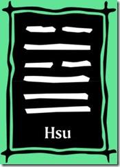 I Ching 5 Hsu