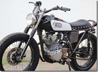 Binter Merzy KZ 200 modification japstyle