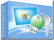 Usare la chiavetta USB per accedere a Windows - Rohos Logon Key