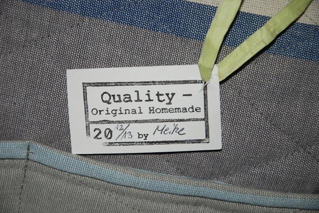 Tasche von Meike Label