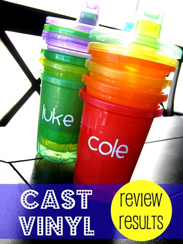 cast vinyl review results