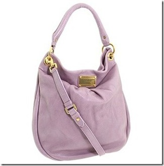 Marc by Marc Jacobs Classic Q Hillier Hobo3