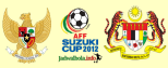Malaysia vs Indonesia Piala AFF Suzuki Cup 2012