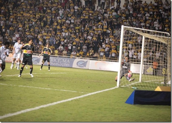 Tigre gol legal