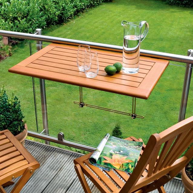 Где купить навесной стол на балкон..