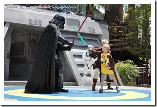 Star Wars Jedi Academy at Disney Hollywood Studios