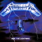 1984 - Ride the Lightning - Metallica
