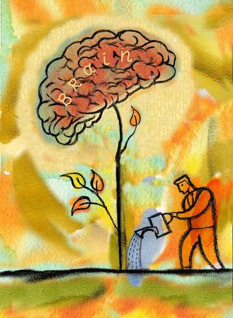 [Health] 思緒不當機~大腦也需要好好保養!