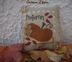 Autumn Zipper