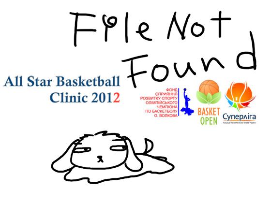 All Star Basketball Clinic 2012 проведен не будет