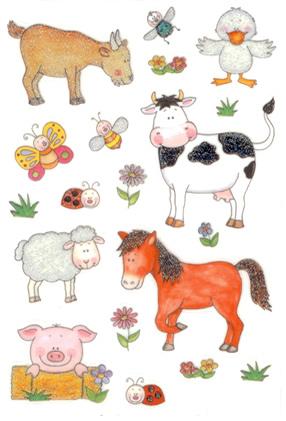 Dibujos De Animales Domesticos Para Niños A Color picture gallery