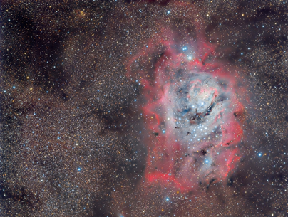 Nebulosa da Lagoa
