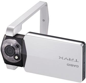 Casio-Exilim-EX-TR100-White