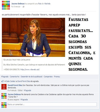 Debat sobre Vilaweb