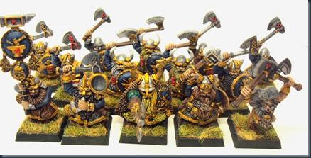 Warhammer Unidad Enanos (1)
