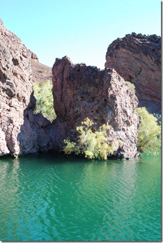 11-15-11 F Lake Havasu Boat Trip to Copper Canyon 094