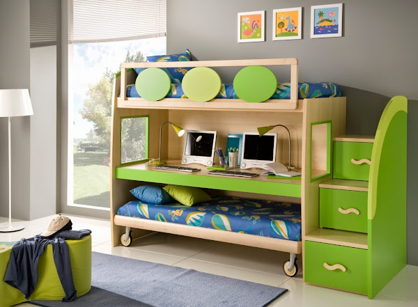 Giessegi Rooms For Boys And Girls 49 Boy Room Ideas