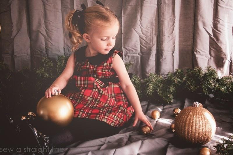 christmas vintage kate dress sew a straight line-6