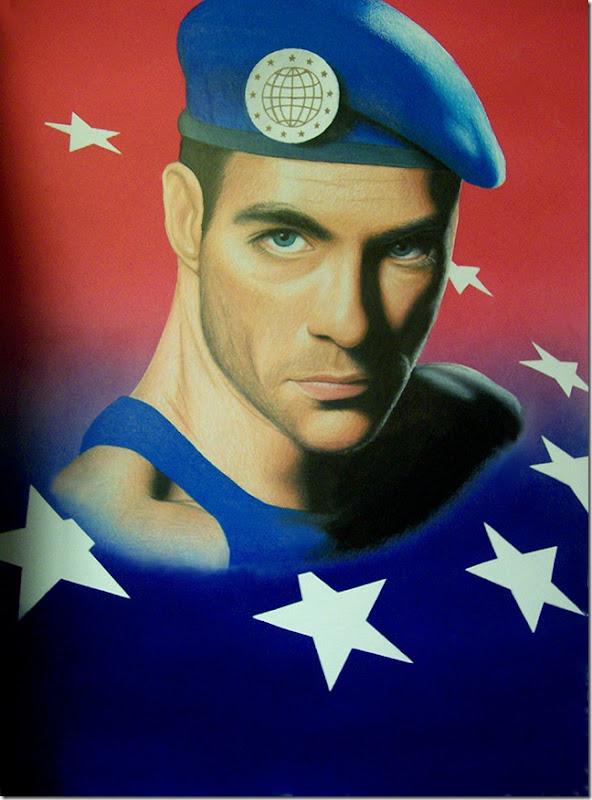 Jean-Claude Van Damme (54)