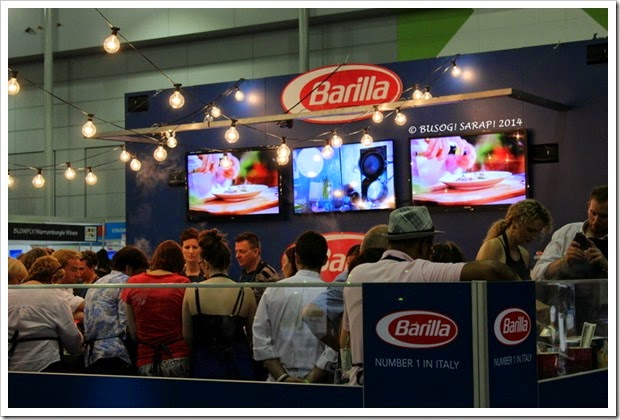 Good Food and Wine Show 2014 - Barilla © BUSOG! SARAP! 2014