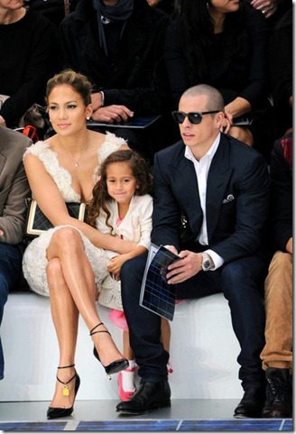 JLo sits front row Chanel Emme 0NcA9vSWplhl