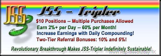 How to funding your JSS Account – justbeenpaid - JSS-Tripler