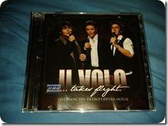 Cd y Dvd de Il Volo 2