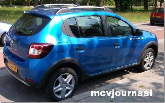 Piet - Dacia Sandero Stepway met Goos Styling Pakket