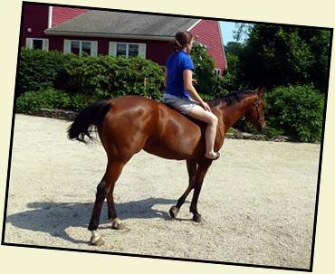 09 - Bareback riding