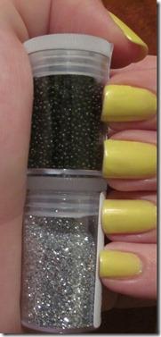 Glitter e caviar