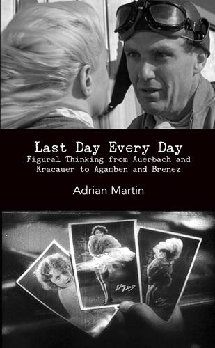 هر روز روزِ آخر - تازهترینِ کتابِ منتقدِ استرالیایی ادرین مارتین