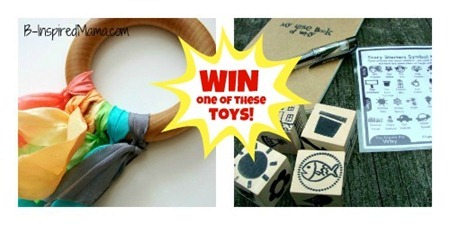 tiny tickler and story starter set giveaway 1