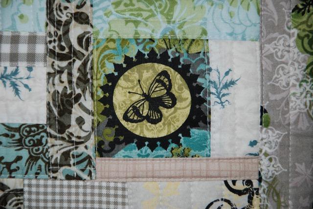 Butterflies Cussion 4