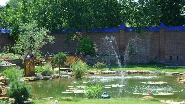 Садовая архитектура