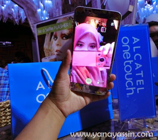 Alcatel OneTouch Flash for Selfie Lover
