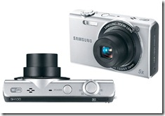 Samsung SH100 - Wi-Fi Enabled Compact Camera