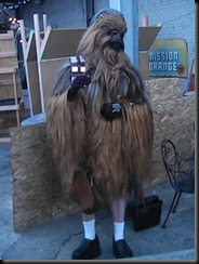 Chewie Smoking 2