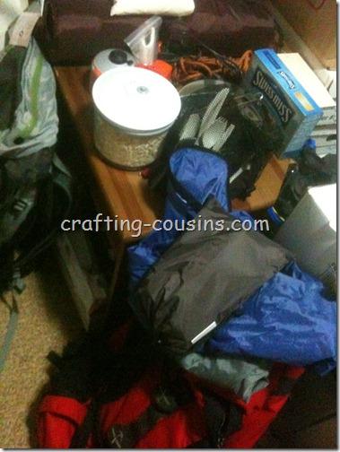 bakcpacking