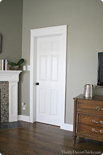 Delightful Replacing Skinny Door Trim