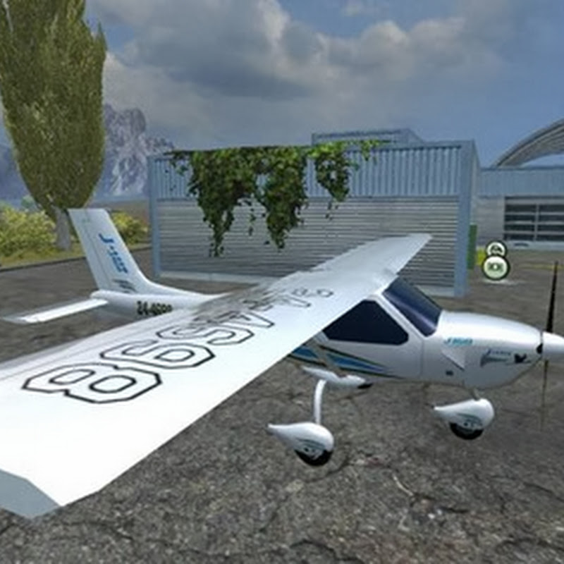 Farming simulator 2013 - Cessna 172 v 1.2