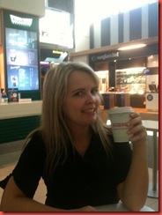 Melbourne Airport Krispy Kremes