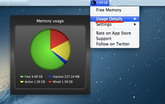 3mac app utilities freememory
