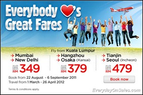 airasia-everybody-love-great-fares-2011-EverydayOnSales-Warehouse-Sale-Promotion-Deal-Discount