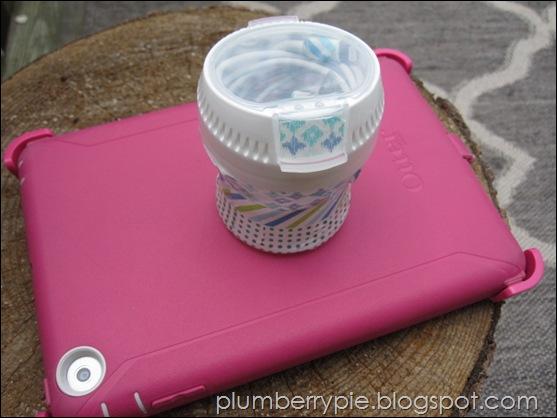 Plumberry Pie Cord Control