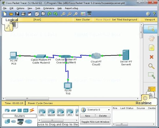Descargar Cisco Packet Tracer gratis