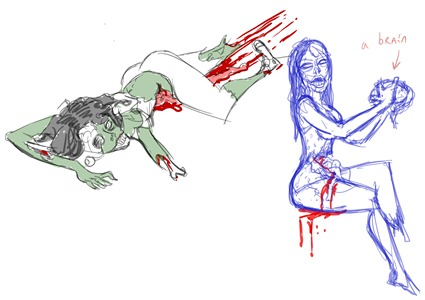 zombiesketches