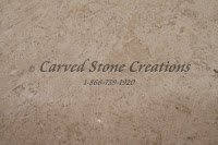 Light Oriental Travertine Sample